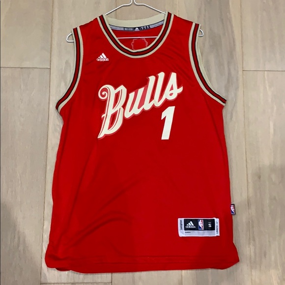 Derrick Rose - Chicago Bulls jersey